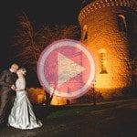 Inga & Richard's amazing mini-movie - Dalhousie Castle photography