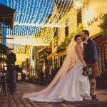 Chloe &  Alistair's sneak peek - Oran Mor wedding photography