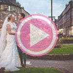 Mansfield Traquair Wedding Photography - Jacqueline & Simon's Super Mini-Movie