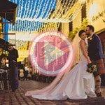 Chloe & Alistair's Spectacular Mini Movie - Oran Mor wedding photographer