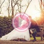 Pollokshields Burgh Hall Wedding Photography - Lucy & Alan's Awesome Mini-Movie!