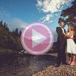Dunkeld House wedding photography - Cris & Yngvar's amazing mini movie