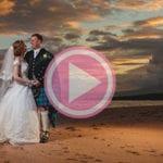 Waterside wedding photography - Stephanie & Dale's amazing mini movie