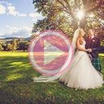 Culcreuch Castle wedding photographer - Alastair & Kirstin's Fantastic mini movie