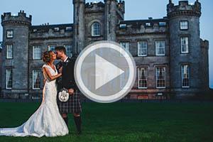 Wedding photographers Airth Castle