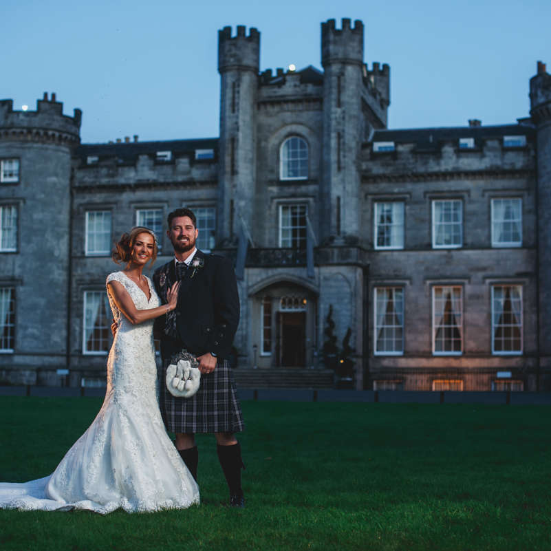 Airth Castle Wedding Photographer