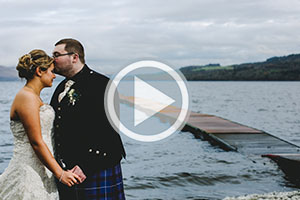 Wedding photographer Cruin Loch Lomond